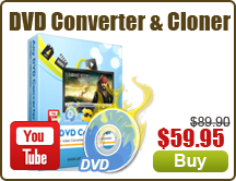 purchase Any DVD Converter + Any DVD Cloner Platinum