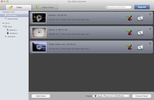 add video to any video converter freeware for mac